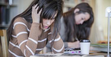 Stress étudiant
