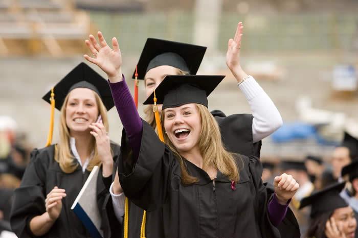 graduer - étudiant
